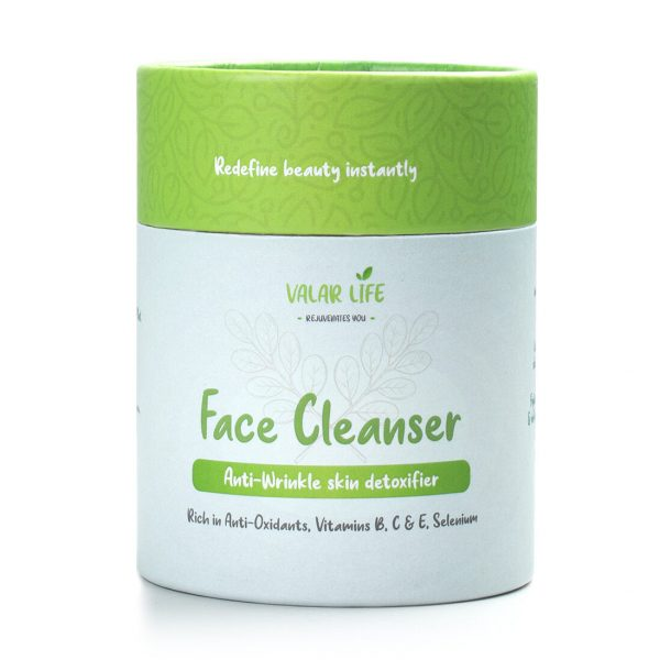 Face Cleanser Front