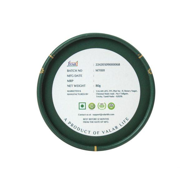 Moringa Green Tea Bottom