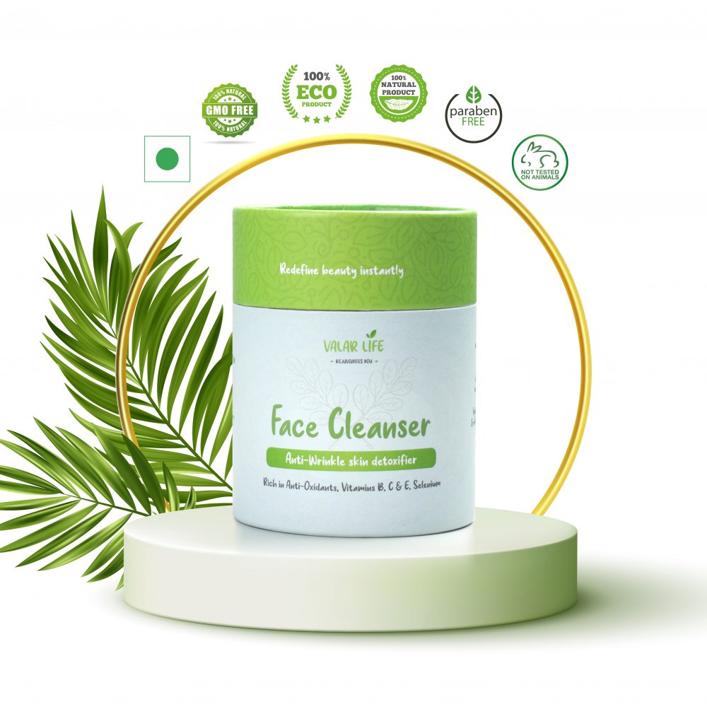Valar Life Face Cleanser Product