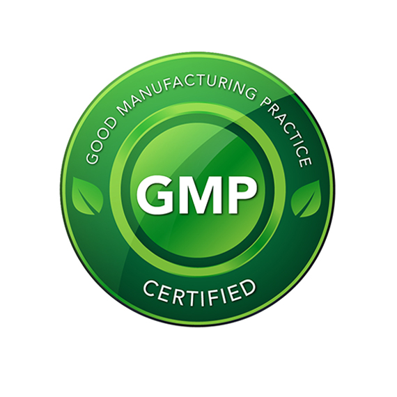 GMP Certified Icon