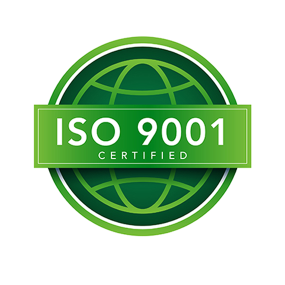 ISO Certified Icon